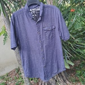 Volcom Classic Fit Button Up Shirt